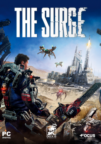 Image of The Surge (ROW) PC Download