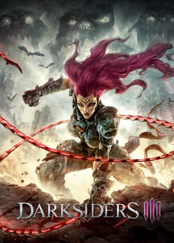 Darksiders III Deluxe Edition (ROW) PC Download
