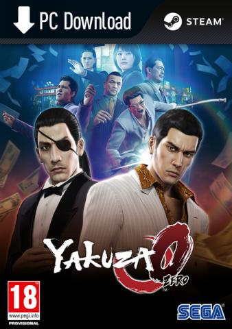 Yakuza 0 (EU) PC Download
