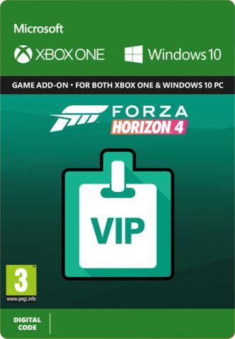 Image of Forza Horizon 4 VIP Pass