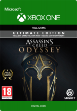 Assassin's Creed Odyssey: Ultimate Edition Xbox
