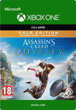 Image of Assassin's Creed Odyssey: Gold Edition Xbox One