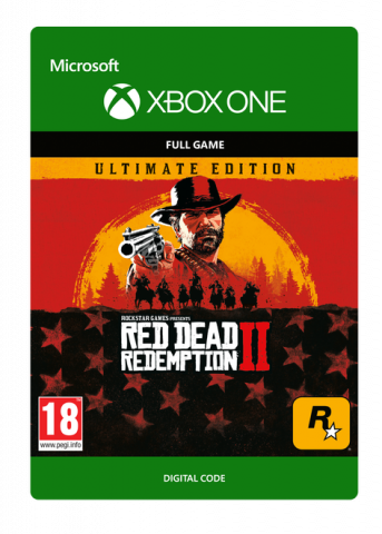 Image of Red Dead Redemption 2: Ultimate Edition Download