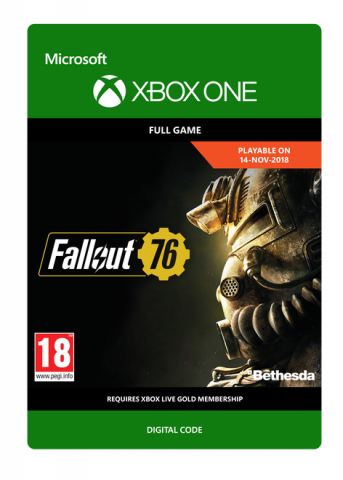 Fallout 76 Xbox One Download