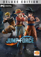 Image of Jump Force - Deluxe Edition PC Download