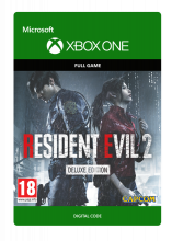 Image of Resident Evil 2 Deluxe Xbox One Download