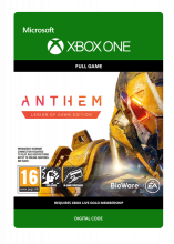 Anthem LEGION OF DAWN Xbox One Download