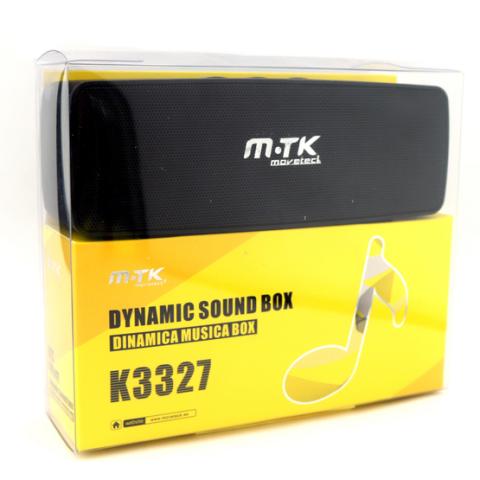 Image of MTK Dynamic Sound Box Bluetooth Speaker