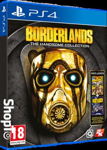 Borderlands Handsome Collection