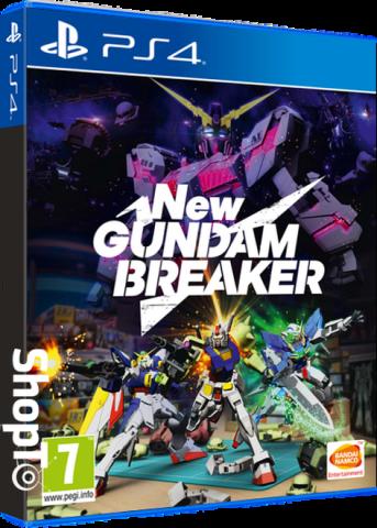 Image of New Gundam Breaker
