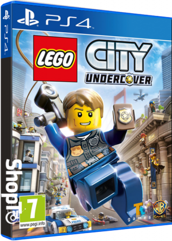 Packshot - Lego City