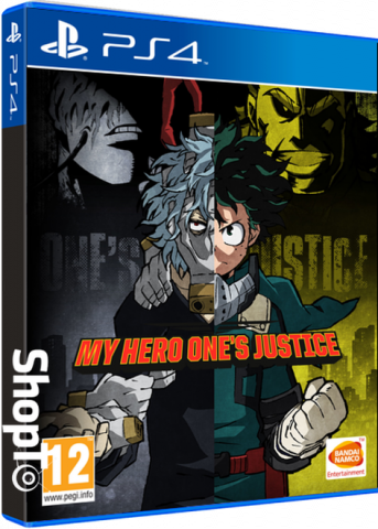Image of My Hero One's Justice