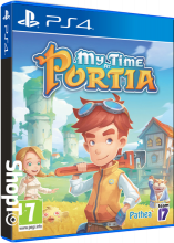 My Time At Portia Packshot