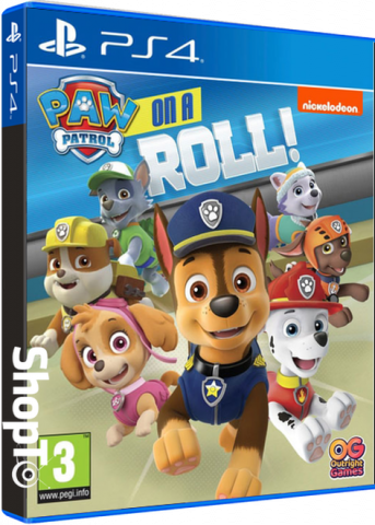 Image of Paw Patrol: On a Roll