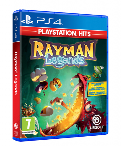 PlayStation Hits - Rayman Legends