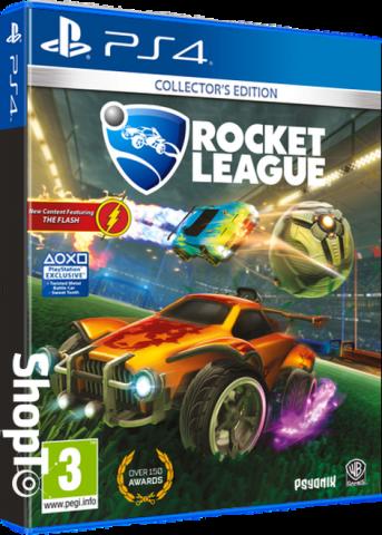 Image of Rocket League Collectors Edition