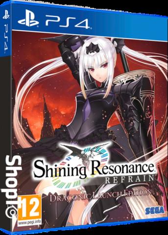 Shining Resonance Refrain: Draconic Launch Edition