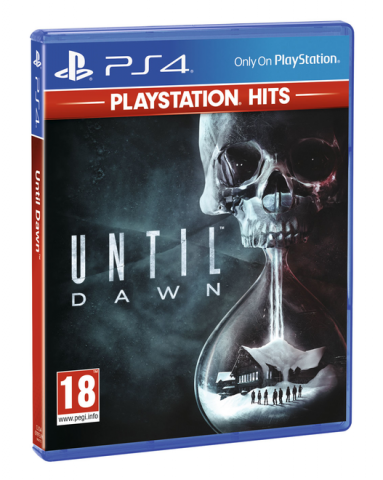 Until Dawn (PlayStation Hits) Packshot