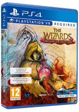The Wizards Packshot