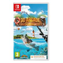 3D Arcade Fishing (Download Code in Box)