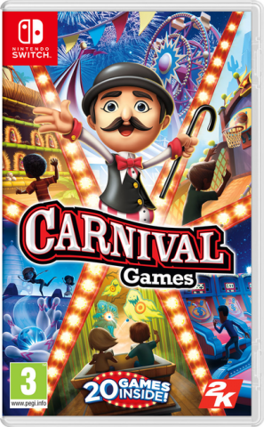Carnival Games Packshot