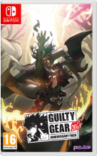 Guilty Gear xx Accent Core 20th Anniversary Packsh