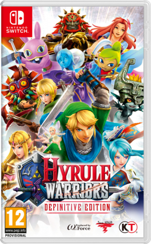Image of Hyrule Warriors: Definitive Edition