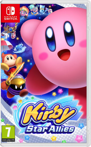 Image of Kirby Star Allies
