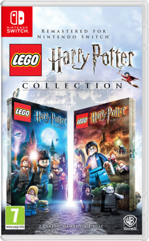 Packshot Lego Harry Potter