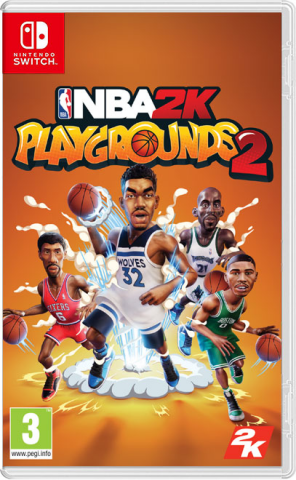 NBA Playgrounds 2 Packshot
