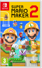 Image of Super Mario Maker 2