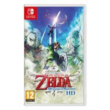 Image of The Legend Of Zelda: Skyward Sword HD