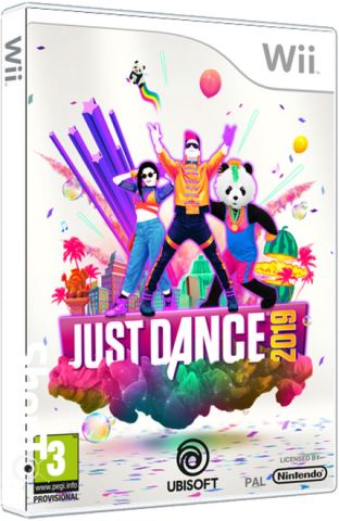 Image of Just Dance 2019