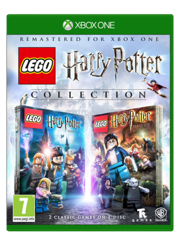 Lego Harry Potter - Packshot