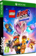Lego Movie 2 - Packshot