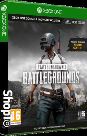 Playerunknown Battleground 1.0 (PUBG)