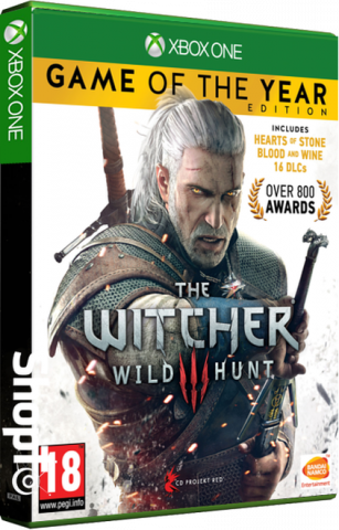 Witcher 3: Wild Hunt - Game of the Year Edition