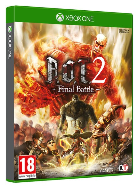 Attack on Titan 2 Final Battle Xbox One