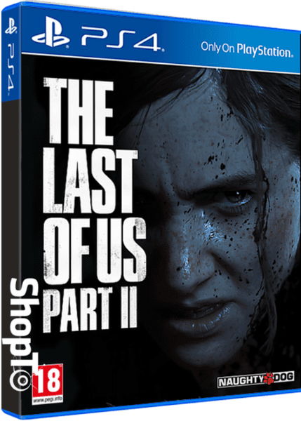 The Last of Us: Part II Packshot