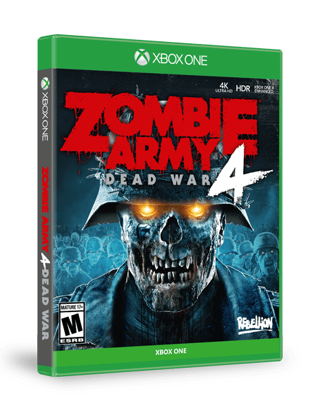 Zombie Army 4: Dead War Xbox One