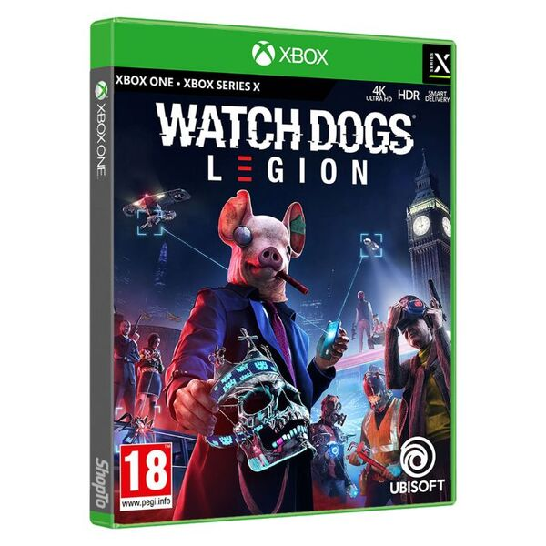 Buy Watch Dogs Legion Xbox One Shopto Net