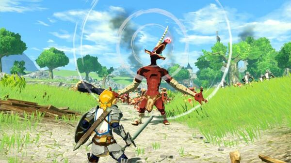 Buy Hyrule Warriors Age Of Calamity Switch Shopto Net