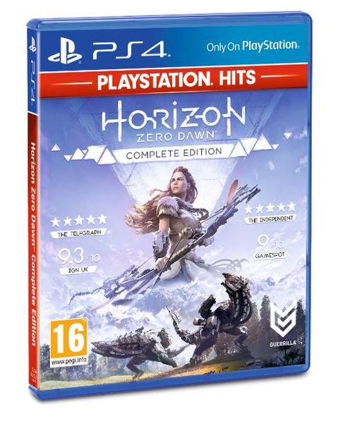 Horizon Zero Dawn Complete Edition PlayStation Hit