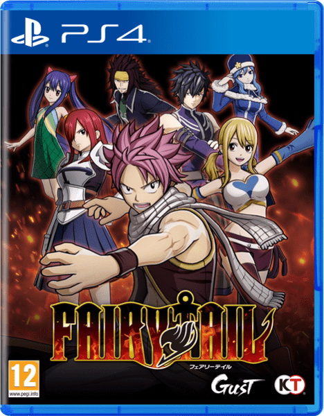 Fairy Tail Packshot