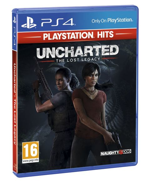 Uncharted The Lost Legacy (PlayStation Hits)