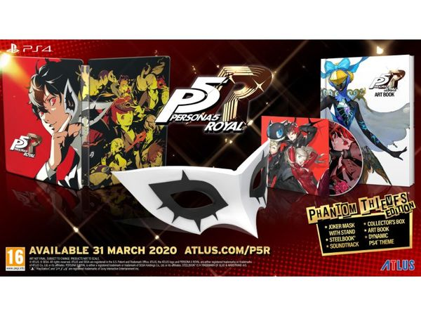 Phantom Thieves Editions