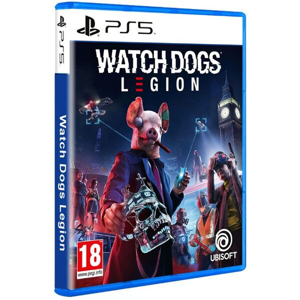 Buy Watch Dogs Legion Ps5 Shopto Net