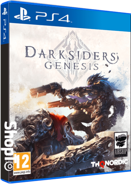 Darksiders Genesis - Packshot