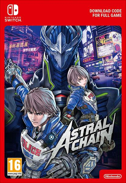 Astral Chain SWITCH Download