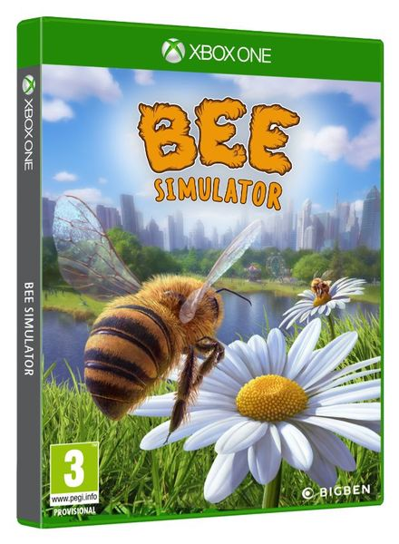 Bee Simulator Packshot
